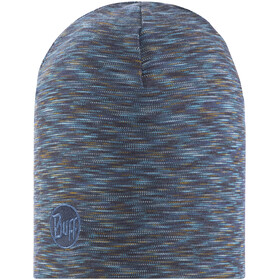 Buff Heavyweight Merino Wool Hoofdbedekking Regular blauw